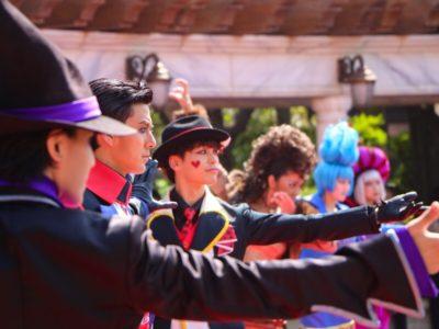 踊る手下たち