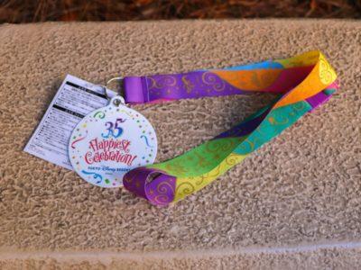 ハピエストサプライズのメダル